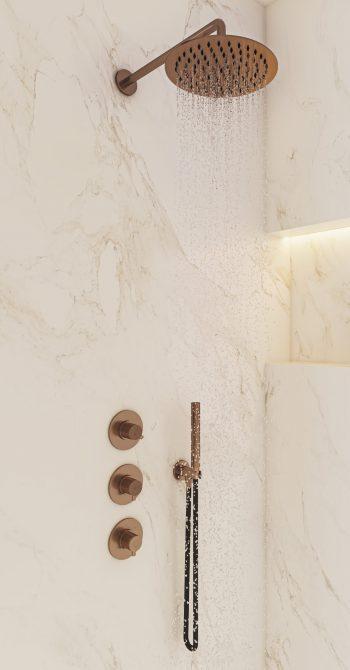 Afbeelding voor JEE-O slimline shower combination 02