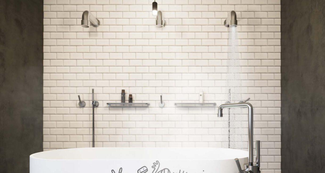 Afbeelding voor JEE-O soho wall shower